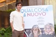 Foto/IPP/Gioia Botteghi 05/10/2016 Roma presentazione del film Qualcosa di nuovo, nella foto Eduardo Valdarnini
