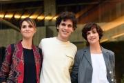 Foto/IPP/Gioia Botteghi 05/10/2016 Roma presentazione del film Qualcosa di nuovo, nella foto Valdarnini, Ramazzotti, Cortellesi