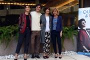 Foto/IPP/Gioia Botteghi 05/10/2016 Roma presentazione del film Qualcosa di nuovo, nella foto Valdarnini, Ramazzotti, Cortellesi, Comencini