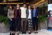 Foto/IPP/Gioia Botteghi 05/10/2016 Roma presentazione del film Qualcosa di nuovo, nella foto Valdarnini, Danco, Ramazzotti, Cortellesi, Comencini