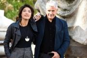 Foto/IPP/Gioia Botteghi 07/10/2016 Roma presentazione del nuovo programma di rai2 Nemo Nessuno escluso, nella foto: Enrico Lucci, Valentina Pedrini