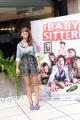 Foto/IPP/Gioia Botteghi 11/10/2016 Roma presentazione del film I baby sitter, nella foto: Simona Tabasco