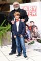 Foto/IPP/Gioia Botteghi 11/10/2016 Roma presentazione del film I baby sitter, nella foto: Diego Abatantuono e Davide Pinter