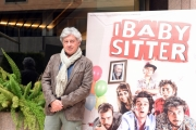 Foto/IPP/Gioia Botteghi 11/10/2016 Roma presentazione del film I baby sitter, nella foto: Antonio Catania