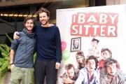 Foto/IPP/Gioia Botteghi 11/10/2016 Roma presentazione del film I baby sitter, nella foto: Andrea Pisani e Luca Peracino