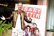 Foto/IPP/Gioia Botteghi 11/10/2016 Roma presentazione del film I baby sitter, nella foto: Francesco Facchinetti