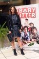 Foto/IPP/Gioia Botteghi 11/10/2016 Roma presentazione del film I baby sitter, nella foto: Francesca Cavallin