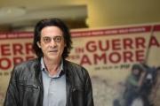 Foto/IPP/Gioia Botteghi 12/10/2016 Roma presentazione del film in guerra per amore, nella foto:  Maurizio Bologna