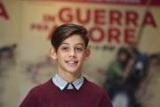 Foto/IPP/Gioia Botteghi 12/10/2016 Roma presentazione del film in guerra per amore, nella foto: Samuele Segreto