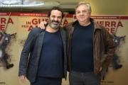Foto/IPP/Gioia Botteghi 12/10/2016 Roma presentazione del film in guerra per amore, nella foto: Maurizio Marchetti, Domenico Centamore