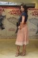 Foto/IPP/Gioia Botteghi 12/10/2016 Roma presentazione del film in guerra per amore, nella foto: Stella Egitto