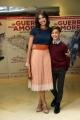 Foto/IPP/Gioia Botteghi 12/10/2016 Roma presentazione del film in guerra per amore, nella foto: Stella Egitto e Samuele Segreto