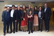 Foto/IPP/Gioia Botteghi 12/10/2016 Roma presentazione del film in guerra per amore, nella foto:  il cast