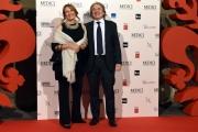 Foto/IPP/Gioia Botteghi 14/10/2016 Firenze presentazione della fiction di rai uno I Medici, red carpet,  nella foto Antonio Campo Dall'Orto e Monica Maggioni