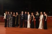 Foto/IPP/Gioia Botteghi 21/10/2016 Roma Festa del cinema di Roma  Red carpet, nella foto:   Cast di 7 minuti