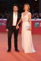 Foto/IPP/Gioia Botteghi 22/10/2016 Roma Festa del cinema di Roma  Red carpet, nella foto: Euridice Axen e Raoul Pena