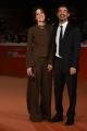 Foto/IPP/Gioia Botteghi 22/10/2016 Roma Festa del cinema di Roma  Red carpet, nella foto: Valentina Carnelutti, Peppino Mazzotta