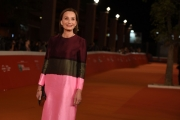 Foto/IPP/Gioia Botteghi 22/10/2016 Roma Festa del cinema di Roma  Red carpet per i 30 anni del film il paziente inglese, nella foto: Kristin Scott Thomas