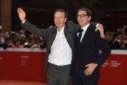 Foto/IPP/Gioia Botteghi 23/10/2016 Roma Festa del cinema di Roma  Red carpet, nella foto: Roberto Benigni con Antonio Monda