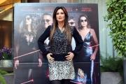 Foto/IPP/Gioia Botteghi 28/10/2016 Roma presentazione del film NON SI RUBA A CASA DEI LADRI, nella foto:  Manuela Arcuri