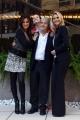 Foto/IPP/Gioia Botteghi 28/10/2016 Roma presentazione del film NON SI RUBA A CASA DEI LADRI, nella foto:  Carlo Vanzina con Arcuri ,Antoniou, Rocca