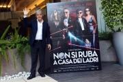 Foto/IPP/Gioia Botteghi 28/10/2016 Roma presentazione del film NON SI RUBA A CASA DEI LADRI, nella foto:  Carlo Vanzina