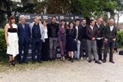 Foto/IPP/Gioia Botteghi 11/05/2016 Roma  Presentazione  della fiction di Mediaset ROMANZO SICILIANO, nella foto: il cast