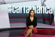 Foto/IPP/Gioia Botteghi 07/11/2016 Roma prima puntata di Carta Bianca rai tre , nelle foto: Bianca Berlinguer