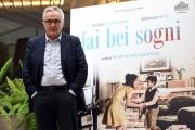 Foto/IPP/Gioia Botteghi 07/11/2016 Roma presentazione delfilm FAI BEI SOGNI, nella foto:   il regista Marco Bellocchio