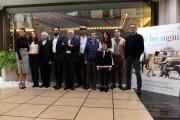 Foto/IPP/Gioia Botteghi 07/11/2016 Roma presentazione delfilm FAI BEI SOGNI, nella foto: cast