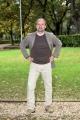 Foto/IPP/Gioia Botteghi 07/11/2016 Roma presentazione della fiction di rai uno ROCCO SCHIAVONE, nella foto: Christian Ginepro