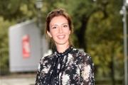 Foto/IPP/Gioia Botteghi 07/11/2016 Roma presentazione della fiction di rai uno ROCCO SCHIAVONE, nella foto: Marina Cappellini