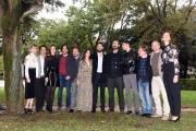Foto/IPP/Gioia Botteghi 07/11/2016 Roma presentazione della fiction di rai uno ROCCO SCHIAVONE, nella foto: Cast