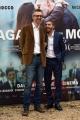Foto/IPP/Gioia Botteghi 08/11/2016 Roma presentazione del film LA RAGAZZA DEL MONDO, nella foto:  MARCO DANIELI regista  con  MICHELE RIONDINO