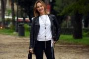 Foto/IPP/Gioia Botteghi 08/11/2016 Roma presentazione del film LA RAGAZZA DEL MONDO, nella foto:  STEFANIA MONTORSI