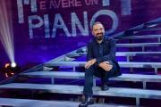 Foto/IPP/Gioia Botteghi 08/11/2016 Roma presentazione del programma L'IMPORTANTE E' AVERE UN PIANO, nella foto Stefano Bollani