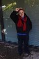 """Foto/IPP/Gioia Botteghi 10/11/2016 Roma presentazione della trasmissione rai 1 """"COSE NOSTRE"""" Condotto da Emilia Brandi, nella foto Luigi Necco, una puntata sarà su di lui"""