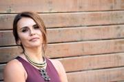 Foto/IPP/Gioia Botteghi 11/11/2016 Roma presentazione del film TALKING TO THE TREES, nella foto: la regista e protagonista Ilaria Borrelli
