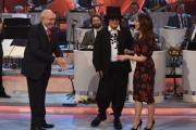Foto/IPP/Gioia Botteghi 13/11/2016 Roma Domenica in con Pippo Baudo e Chiara Francini ospite:  Renato Zero