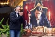 Foto/IPP/Gioia Botteghi 14/11/2016 Roma presentazione del film QUEL BRAVO RAGAZZO, nella foto: Enrico Lo Verso