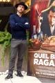Foto/IPP/Gioia Botteghi 14/11/2016 Roma presentazione del film QUEL BRAVO RAGAZZO, nella foto: Maccio Capatonda
