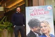 Foto/IPP/Gioia Botteghi 16/11/2016 Roma presentazione del film la cena di Natale, nella foto:  Antonio Gerardi
