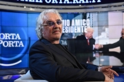 Foto/IPP/Gioia Botteghi 21/11/2016 Roma Puntata di Porta a porta con Flavio Briatore