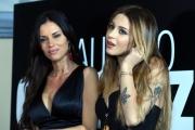 Foto/IPP/Gioia Botteghi 23/11/2016 Roma  puntata del Costanzo Show nella foto con Anonella Mosetti e la figlia