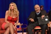 Foto/IPP/Gioia Botteghi 23/11/2016 Roma  puntata del Costanzo Show nella foto con la Marini