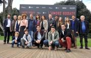 Foto/IPP/Gioia Botteghi 24/11/2016 Roma  presentazione del film L'amore rubato, nella foto il cast