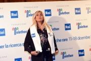 Foto/IPP/Gioia Botteghi 01/12/2016 Roma  presentazione  del Telethon 2016, nella foto  Venier