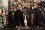 Foto/IPP/Gioia Botteghi 06/12/2016 Roma  presentazione  del  film Miss Peregrine ( ragazzi speciali), nella foto la testimonial italiana Bebe Vio