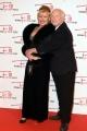 Foto/IPP/Gioia Botteghi 07/12/2016 Roma  primo red carpet della manifestazione Roma Fiction Fest, nella foto: presidente di giuria Richard Dreyfuss con la moglie Svetlana Erokhin