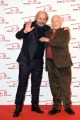 Foto/IPP/Gioia Botteghi 09/12/2016 Roma terzo red carpet della manifestazione Roma Fiction Fest, nella foto:  Giuseppe Piccioni, Richard Dreyfuss